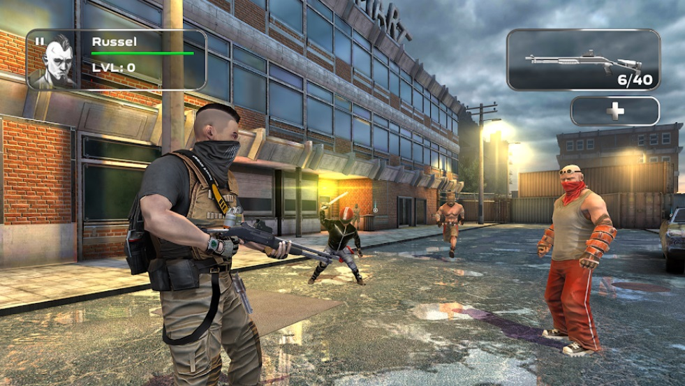 Slaughter 3: Мятежники на Андроид