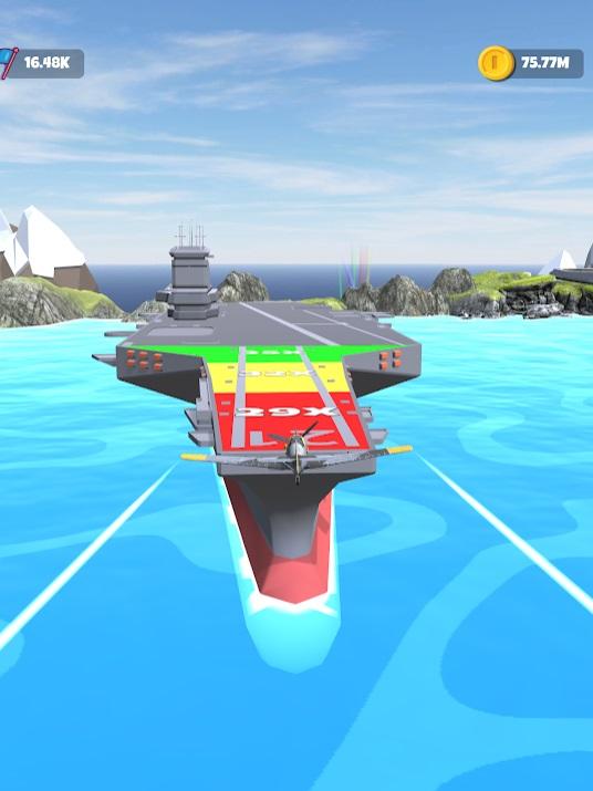 Sling Plane 3D на Андроид