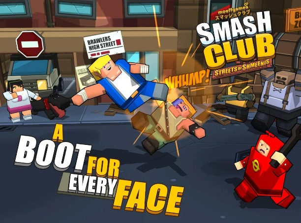 Smash Club: Streets of Shmeenis на ПК