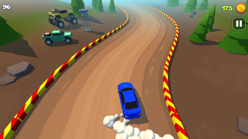 Smashy Drift на ПК