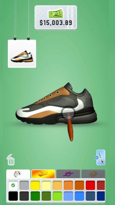 Sneaker Art! на Андроид