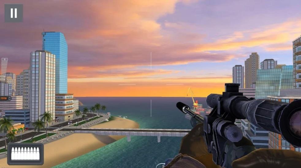 Sniper 3D Assassin: игры стрелялки бесплатно на Андроид
