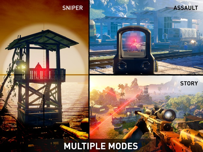Sniper: Ghost Warrior на ПК