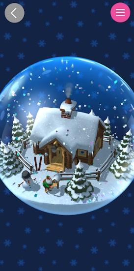 Snow Globus на Андроид