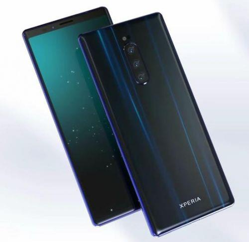 телефон Sony Xperia XZ4