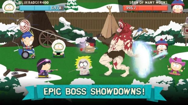 South Park: Phone Destroyer на ПК
