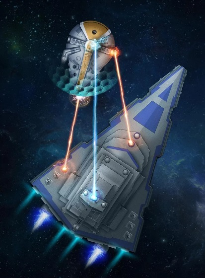 Space Arena: Build and Fight на ПК