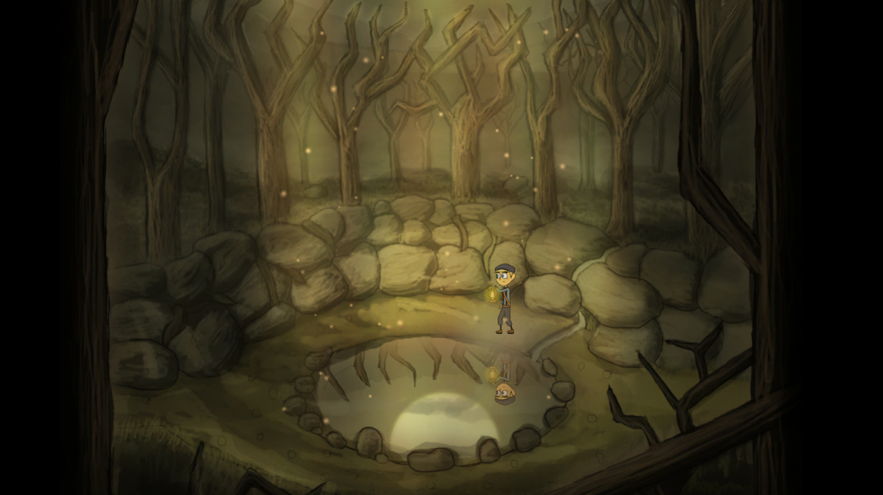 Spirits of Anglerwood Forest на Андроид