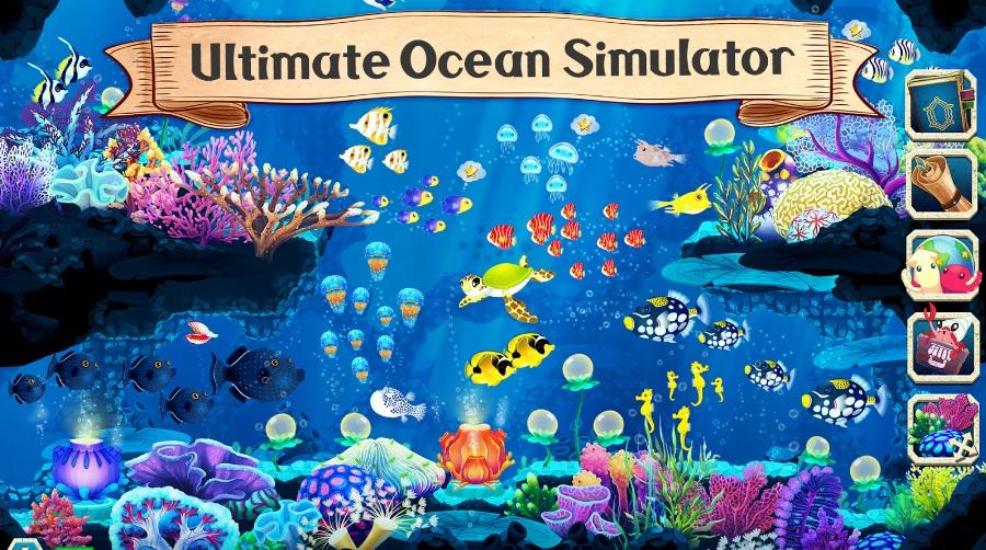 Splash: Ocean Sanctuary на Андроид