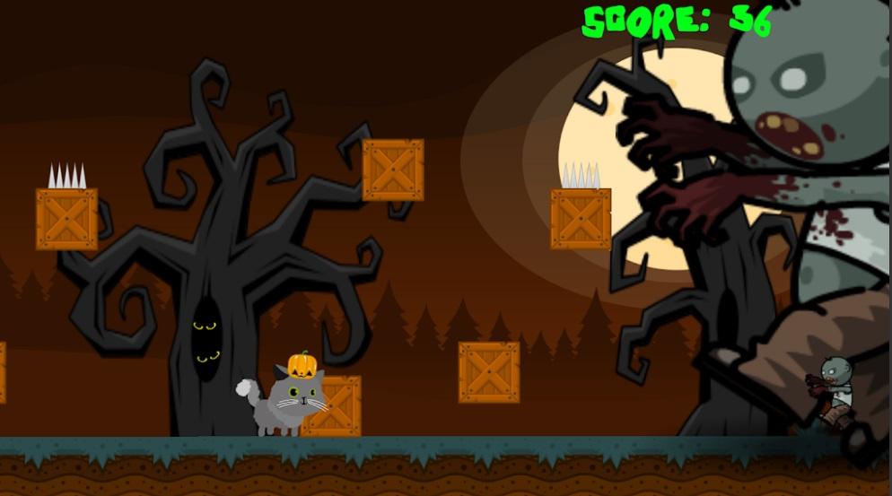 Spooky Tails на Андроид