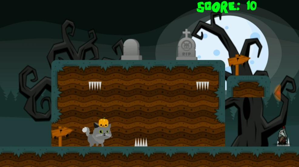 Spooky Tails на ПК