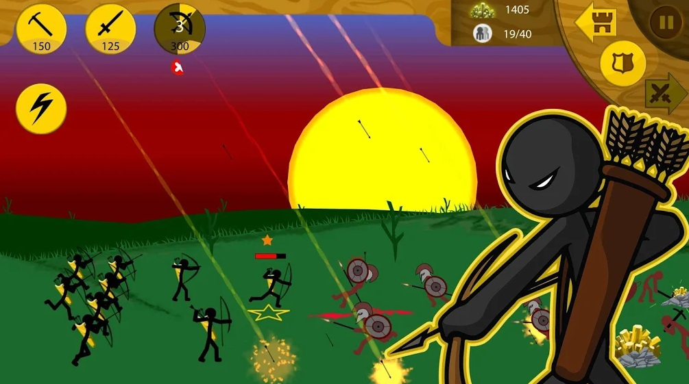 Stick War: Legacy на Андроид