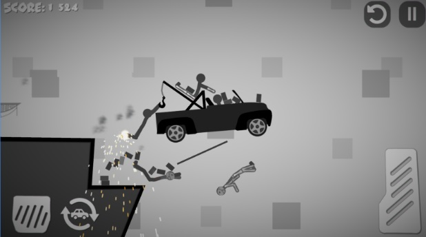 Stickman Destruction 4 Annihilation на ПК