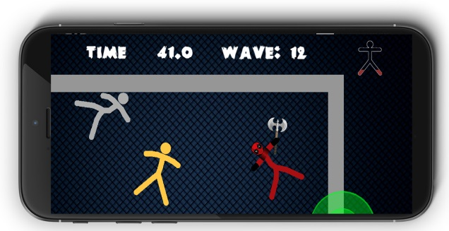 Stickman Warriors 4 Online на ПК