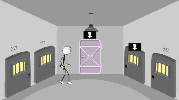 Стикмен: Побег из тюрьмы 6 на Андроид