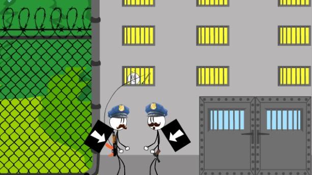 Стикмен: Побег из тюрьмы 6 на ПК
