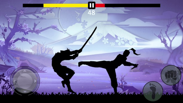 Street Shadow Fighting Champion на Андроид