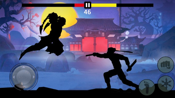 Street Shadow Fighting Champion на ПК