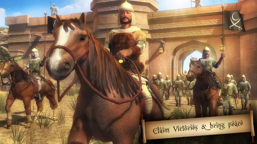 Sultan Survival: Great Warrior на Андроид