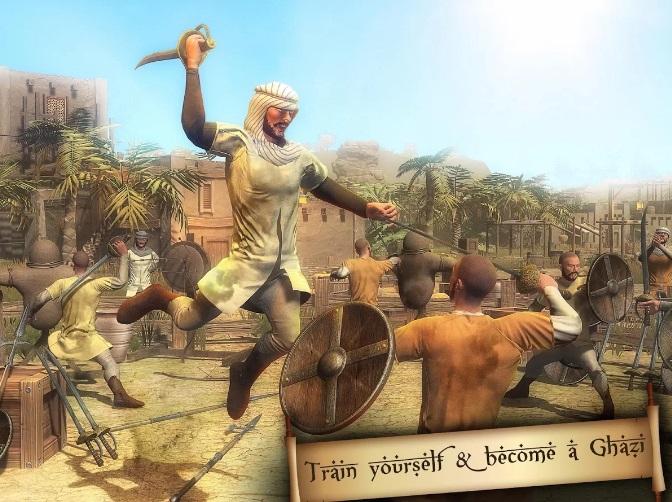 Sultan Survival: Great Warrior на ПК