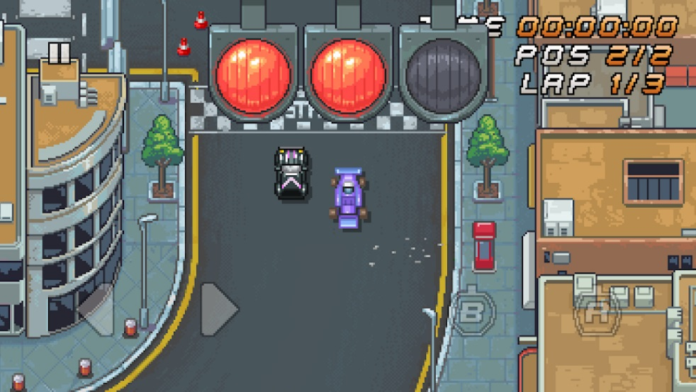 Super Arcade Racing на Андроид