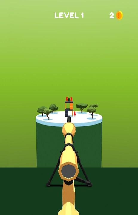 Super Sniper! на Андроид