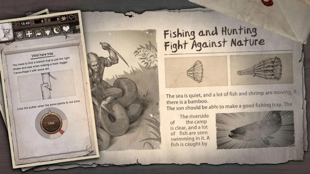 Survival: Man vs. Wild - Island Escape на ПК