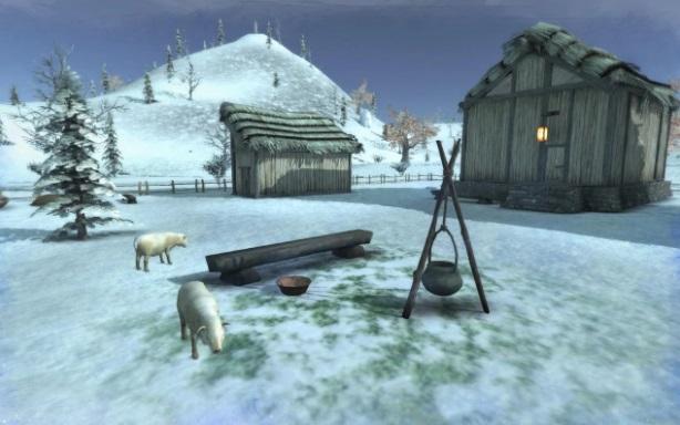 Survivor - Выживание зимой PRO на Андроид