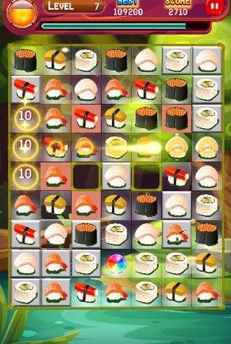 Sushi Legend на Андроид