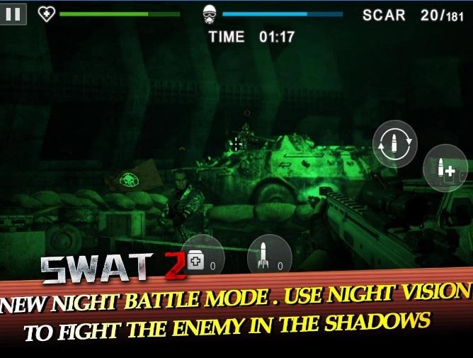 Swat 2 на ПК