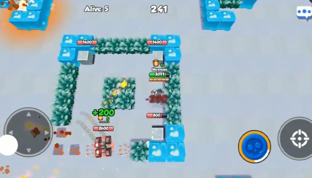 TankCraft 2: Online War на ПК
