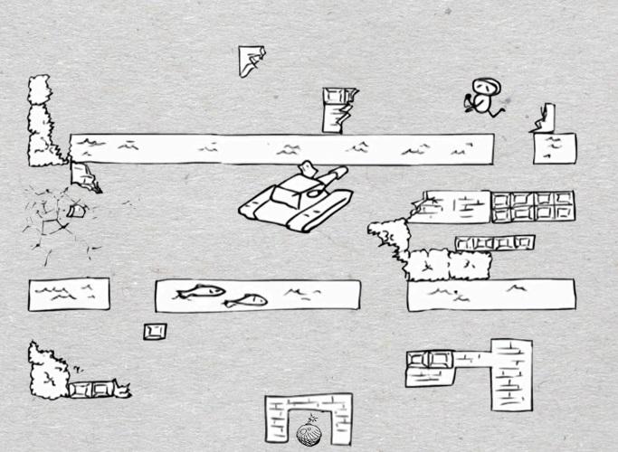 Super Tank vs Bomber на Андроид