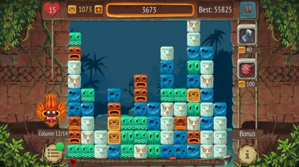 Tap the Blocks на ПК