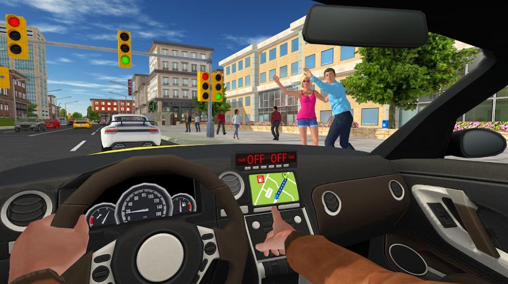 Такси Игрa 2 на Андроид