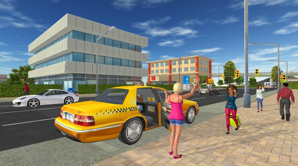 Такси Игрa 2 на ПК