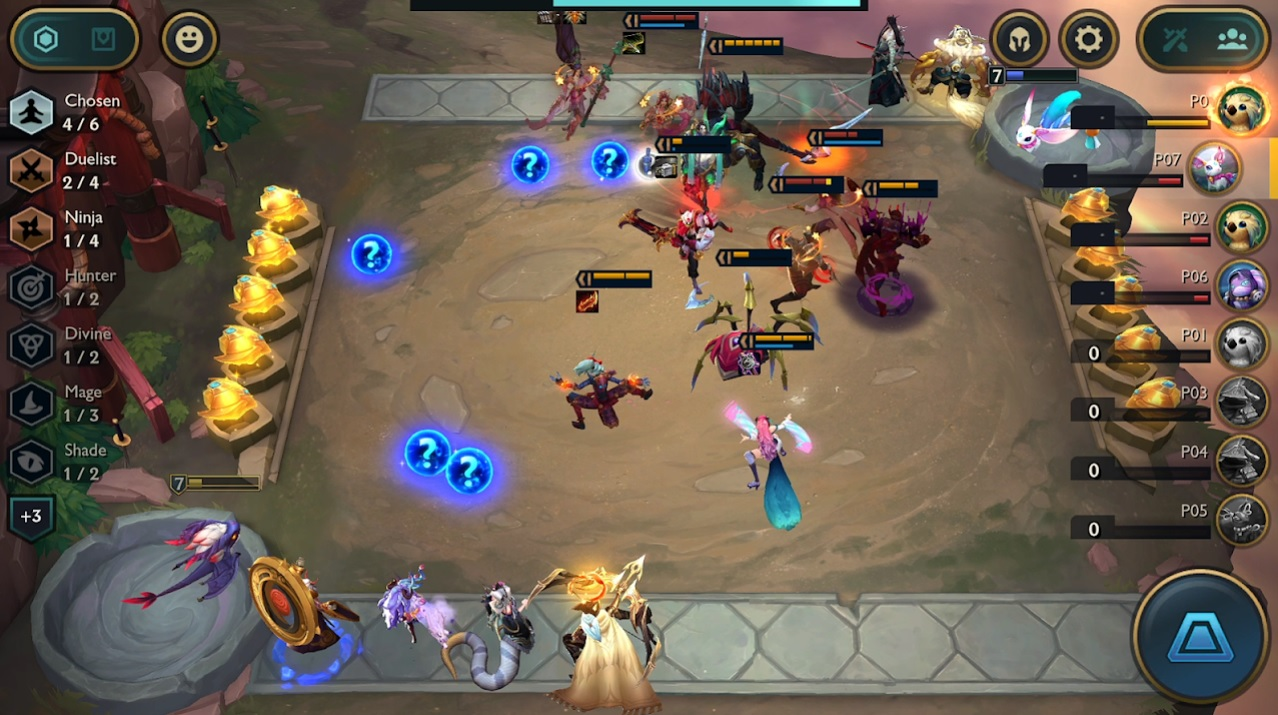 Teamfight Tactics на Андроид