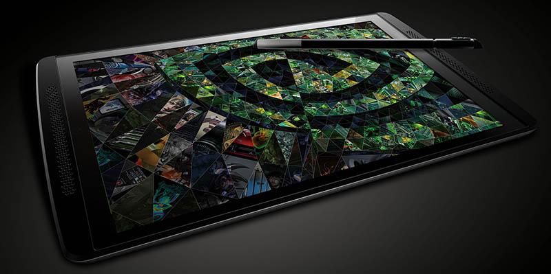 Nvidia официально анонсировала свой планшет