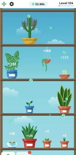 Terrarium: Garden Idle на Андроид