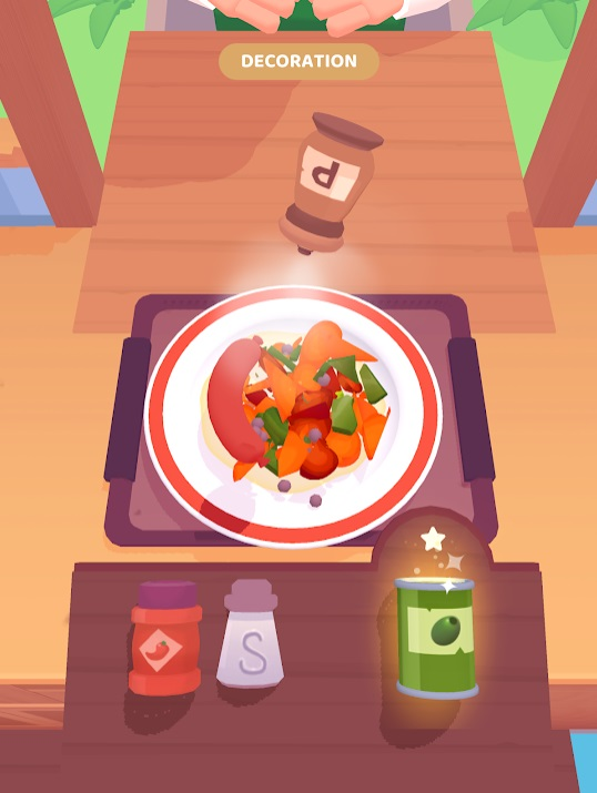 The Cook на Андроид