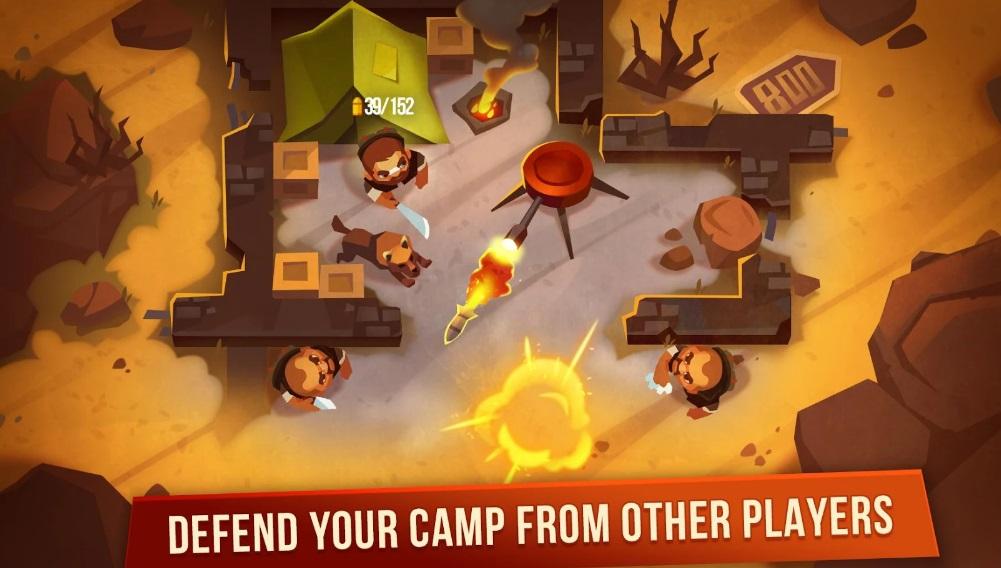 The Last Camp на Андроид