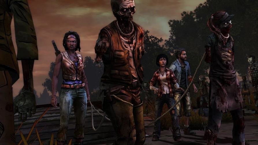 The Walking Dead: Michonne на Андроид