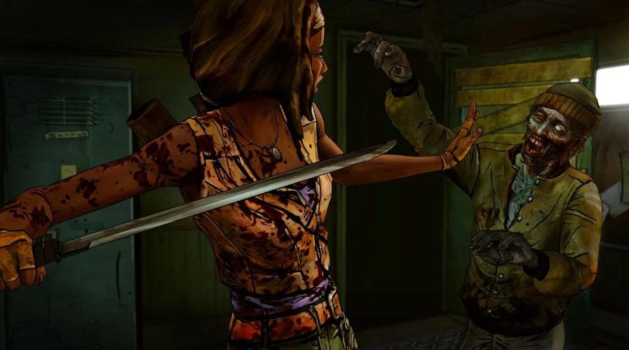 The Walking Dead: Michonne на ПК