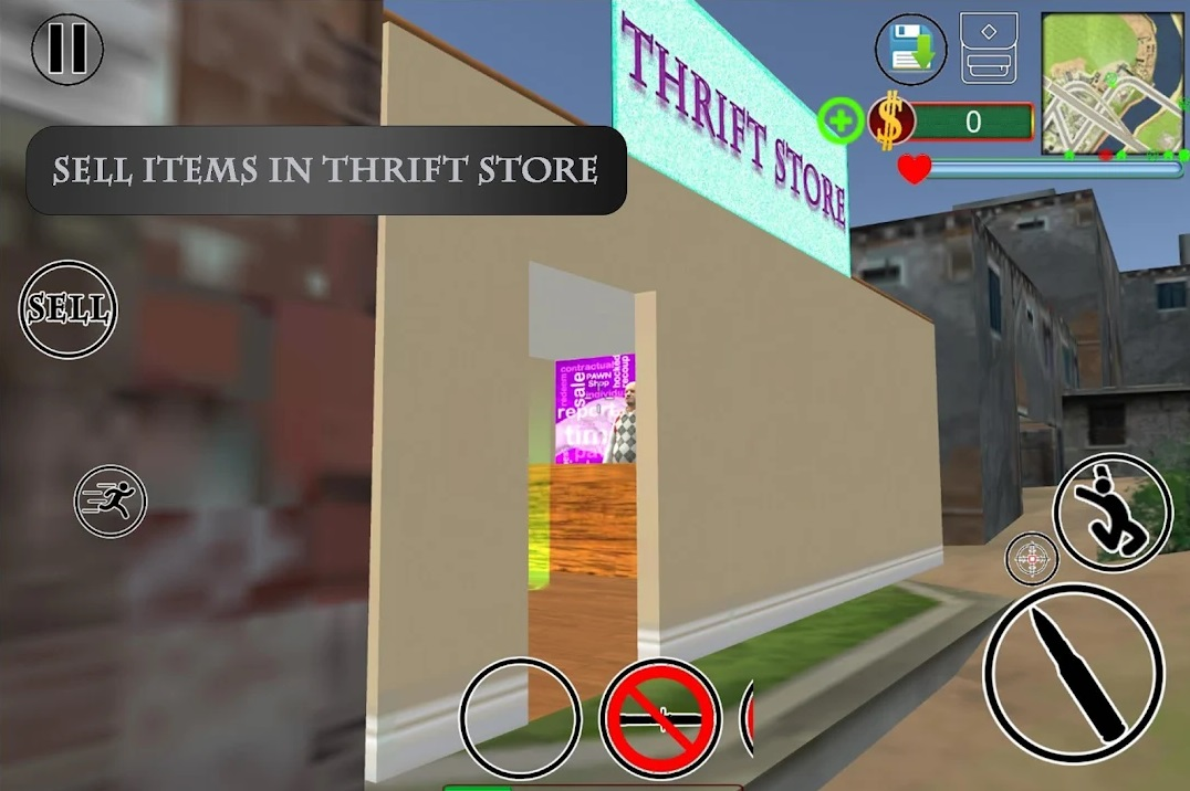Thief Robbery Simulator на Андроид