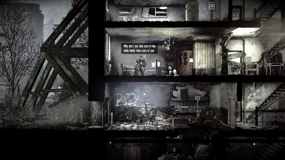 This War of Mine: Stories - Father's Promise на Андроид