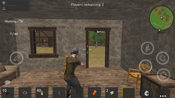 Thrive Island Online: Battlegrounds Royale на Андроид