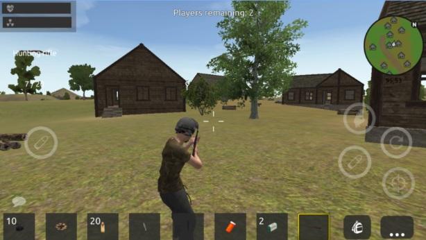 Thrive Island Online: Battlegrounds Royale на ПК