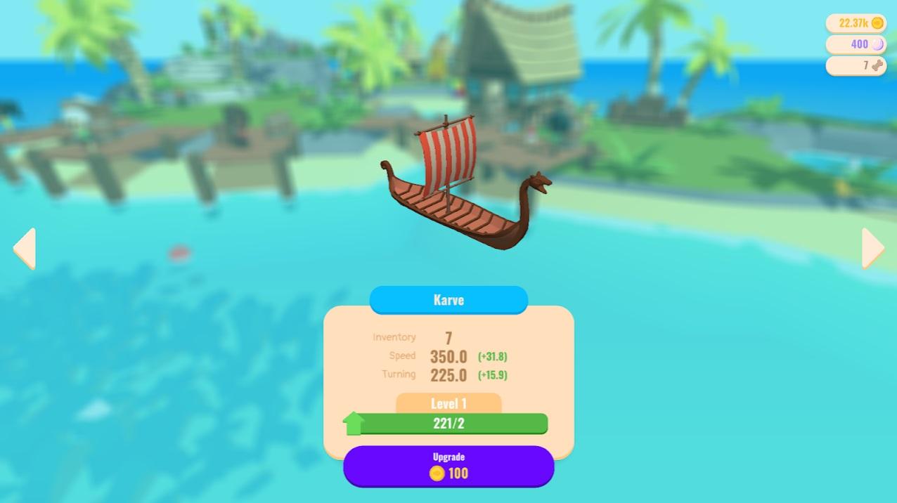 Tides: A Fishing Game на Андроид