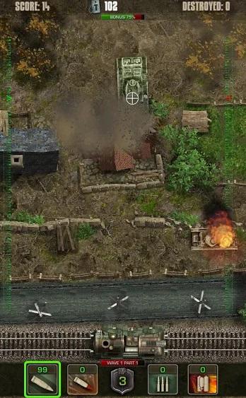 Tigers - Waves of Tanks на Андроид