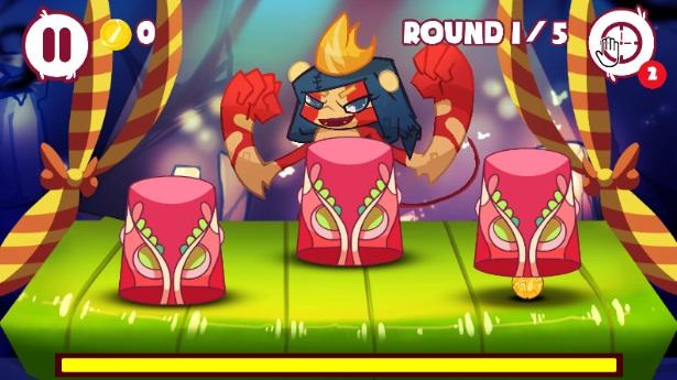 Jungleverse: Tiki Cups Kids на Андроид