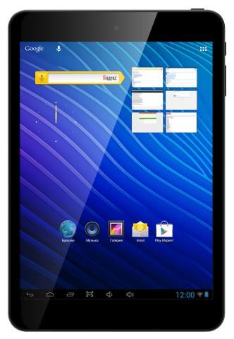 Новые планшеты от Texet: TM-7853 и TM-7854